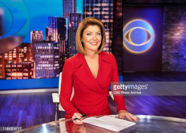 Norah O'Donnell Anchor and Managing Editor of CBS Evening News