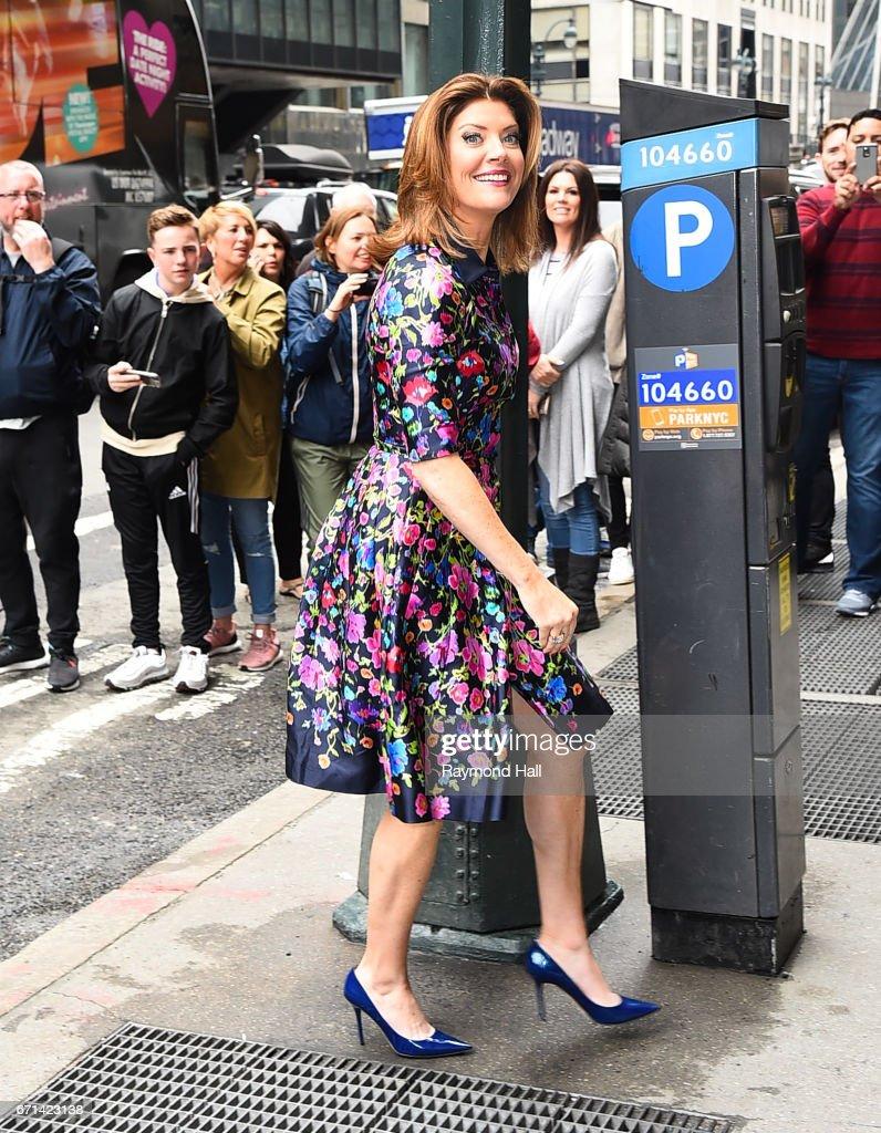 Celebrity Sightings in New York City - April 21, 2017