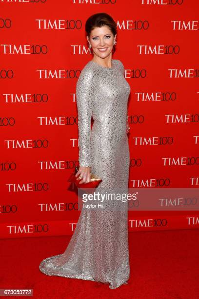 Norah O'Donnell attends the 2017 Time 100 Gala at Jazz at Lincoln Center on April 25 2017 in New York City