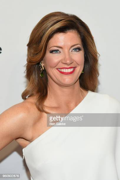 Norah O'Donnell attends the 2018 Time 100 Gala at Jazz at Lincoln Center on April 24 2018 in New York City