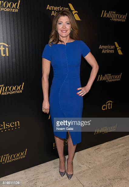 Norah O'Donnell attends The Hollywood Reporter's 2016 35 Most Powerful People in Media at Four Seasons Restaurant on April 6 2016 in New York City