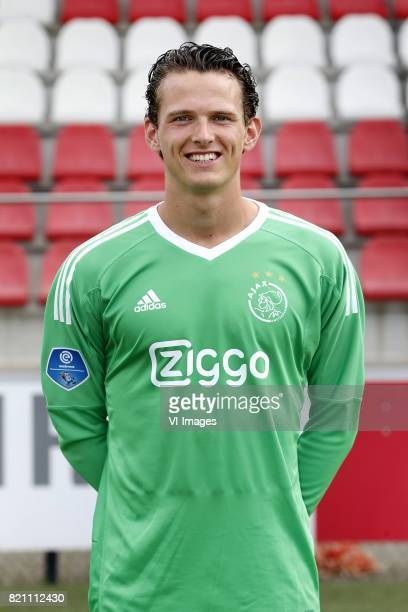 Norbert Alblas during the team presentation of Ajax on July 22 2017 at the at the Toekomst in Amsterdam The Netherlands