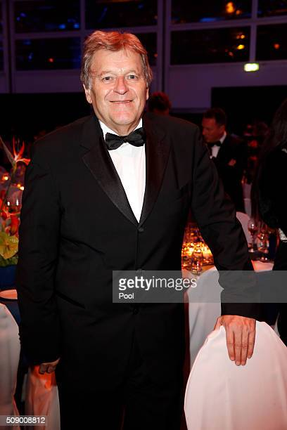 Norbert Haug attends the German Sports Gala 'Ball des Sports 2016' on February 6 2016 in Wiesbaden Germany