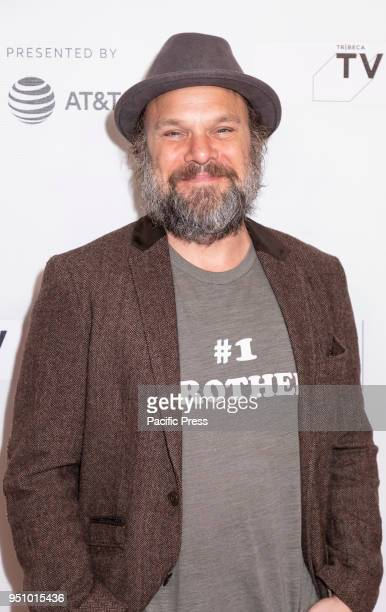 Norbert Leo Butz attends the screening of 'Fabled' at Tribeca TV Indie Pilots during the 2018 Tribeca Film Festival at Cinepolis Chelsea Manhattan