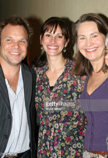 Norbert Leo Butz Julia Roberts and Cherry Jones