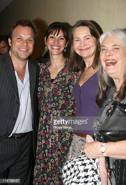 Norbert Leo Butz Julia Roberts Cherry Jones and Lois Smith