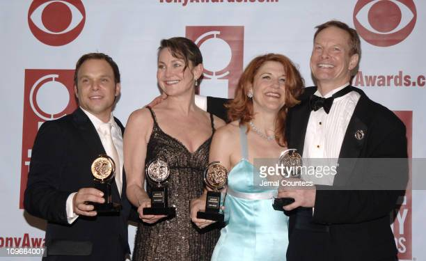 Norbert Leo Butz winner Best Performance by a Leading Actor in a Musical for Dirty Rotten Scoundrels Cherry Jones winner Best Performance by a...