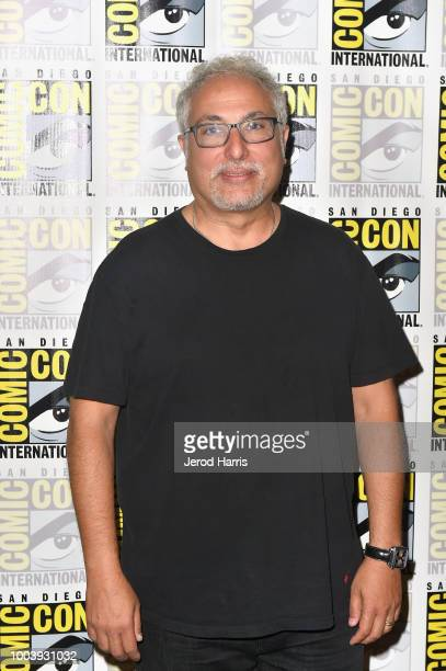 Norberto Barba attends FX's Mayans MC press line during ComicCon International 2018 at Hilton Bayfront on July 22 2018 in San Diego California