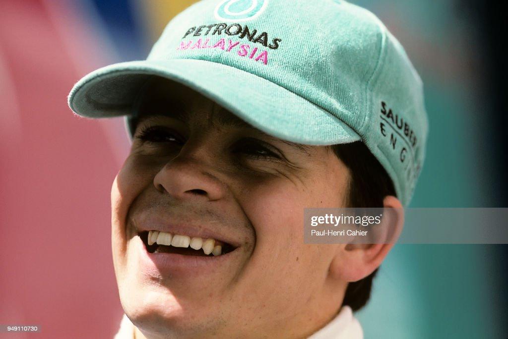 Norberto Fontana, Grand Prix Of France : News Photo
