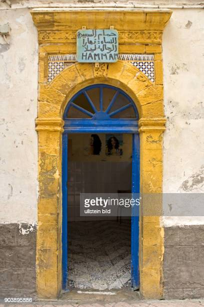 Nordafrika MAR Marokko Aus dem Leben der marokkkanischen Bevoelkerung ist ein Hammam als Ort der Reinigung und Treffpunkt des gesellschaftlichen...