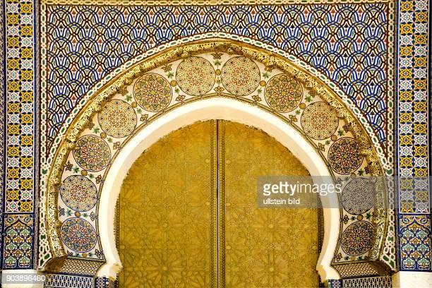 Nordafrika MAR Marokko Fes Fes das geistige Zentrum Marokkos Die aelteste der vier Koenigsstaedte gilt als geistiges Zentrum des Landes und ist Sitz...