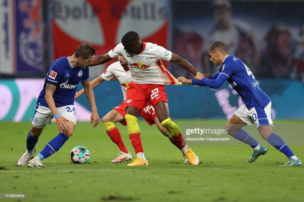 RB Leipzig v FC Schalke 04 - Bundesliga : News Photo