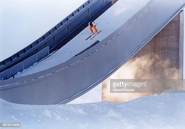 Nordic Ski Jumper