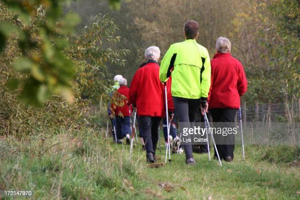 Nordic walking # 1
