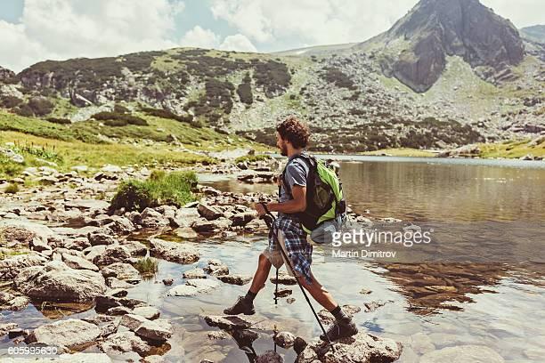 Caminata nórdica