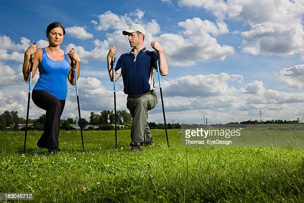 Nordic Walking Stretches