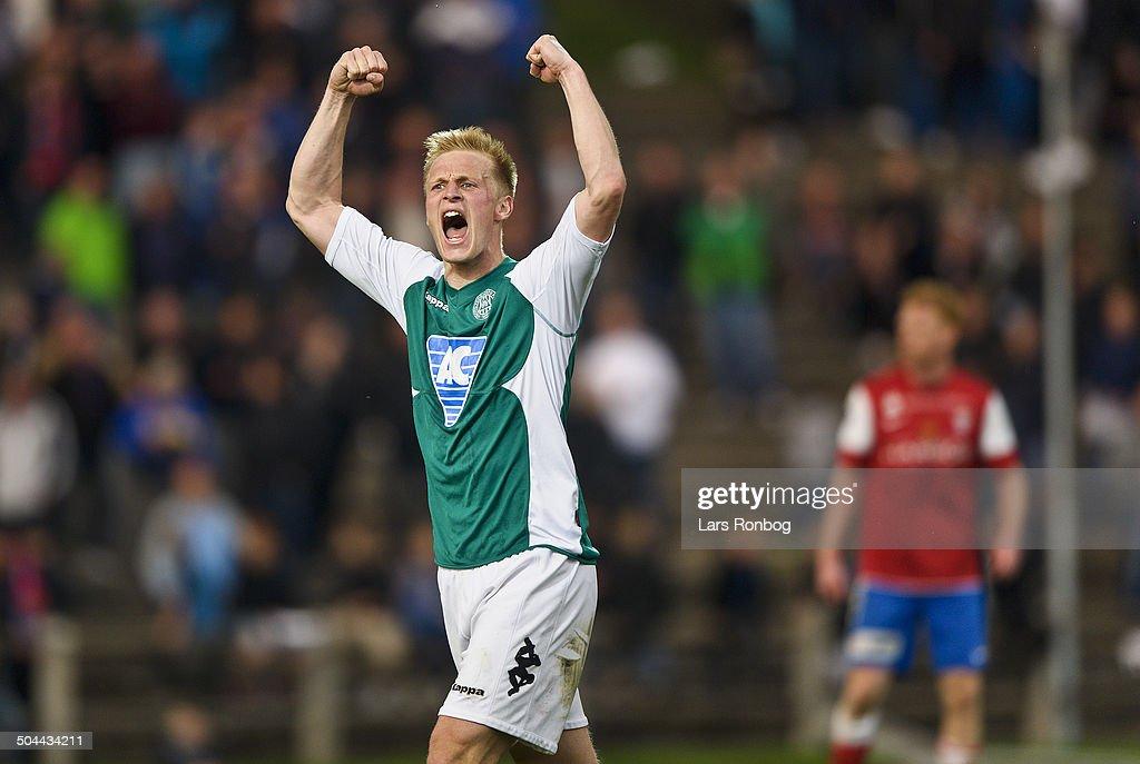 19:00 NordicBet Ligaen FC Vest...