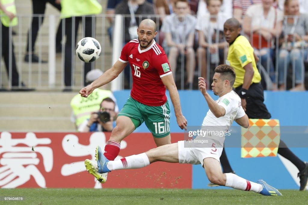 "FIFA World Cup 2018 Russia""Portugal v Morocco"" : News Photo"