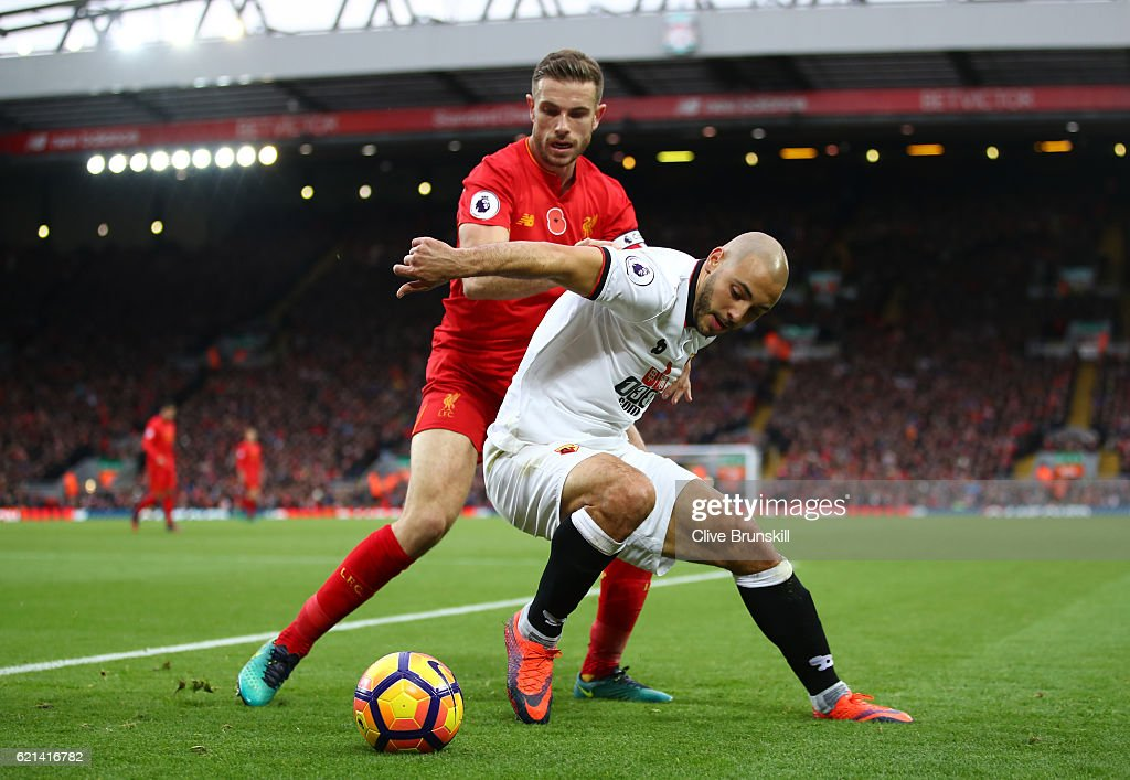 Liverpool v Watford - Premier League : News Photo