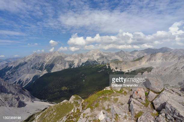 nordkette - karwendel mountains stock pictures, royalty-free photos & images