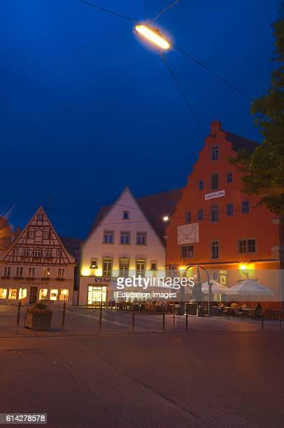 Route Romantique Allemagne Photos Et Images De Collection