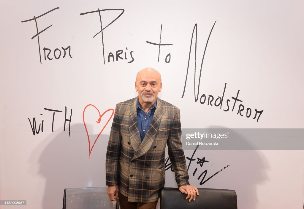 IL: Nordstrom Michigan Avenue Welcomes Christian Louboutin