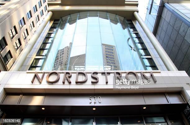Nordstrom store in Chicago Illinois on SEPTEMBER 16 2012
