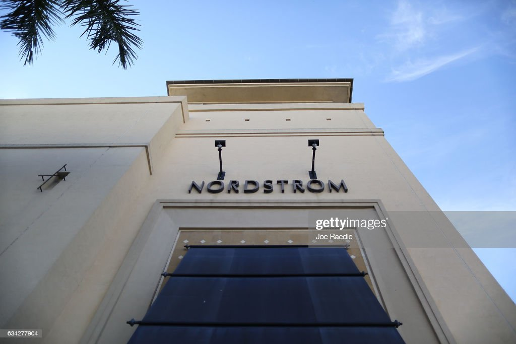 Nordstrom's Criticized By Trump After Dropping Ivanka Trump Fashion Brand : News Photo