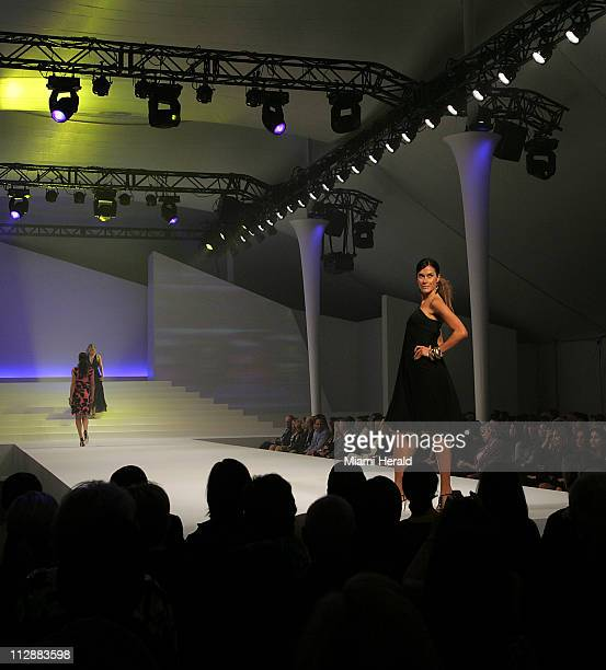 Nordstrom's held an extravagant opening event complete with a fashion show entertainment socialites and bigwigs including a fashion show to benefit...