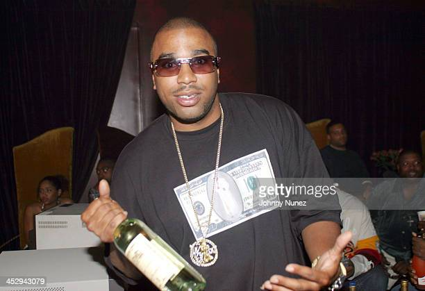 Nore during Rah Digga's Party And Bullshit Video Shoot at Diva Lounge in Montclair New Jersey United States