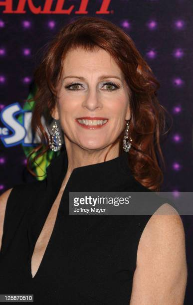 Noreen Fraser of the Noreen Fraser Foundation arrives at Variety's Power of Comedy presented by Sims 3 in Partnership with Bing at Club Nokia on...