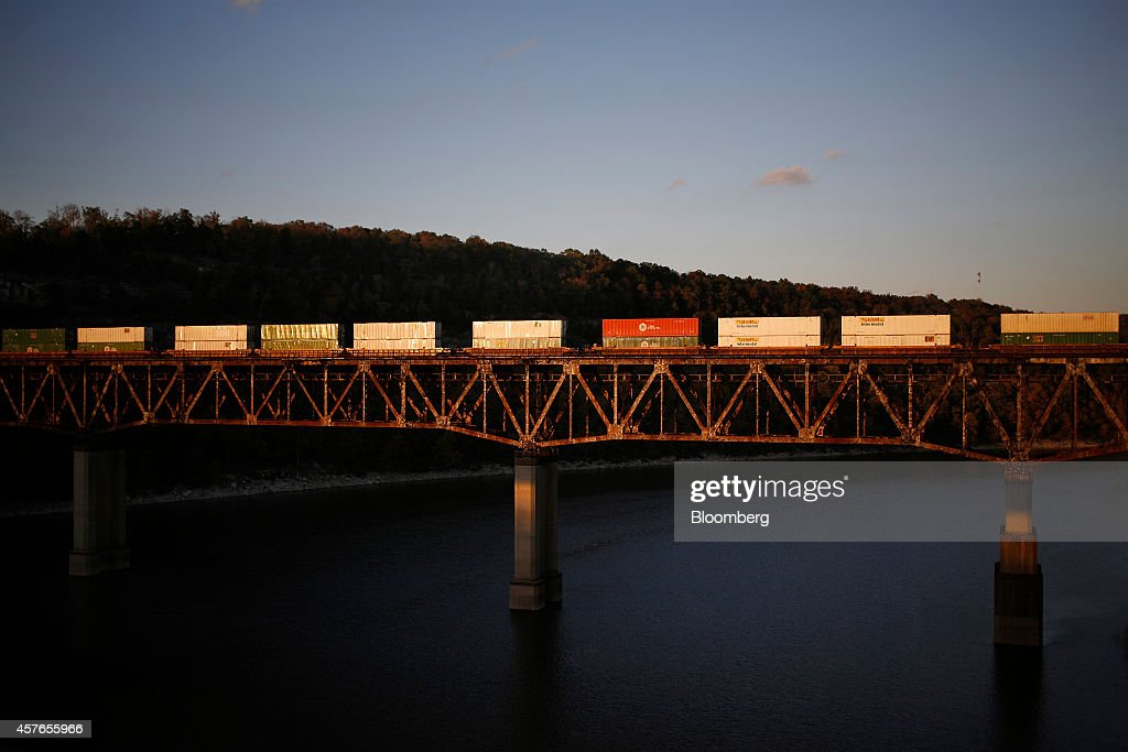 Norfolk Southern Corp. Announces Quarterly Earnings : News Photo