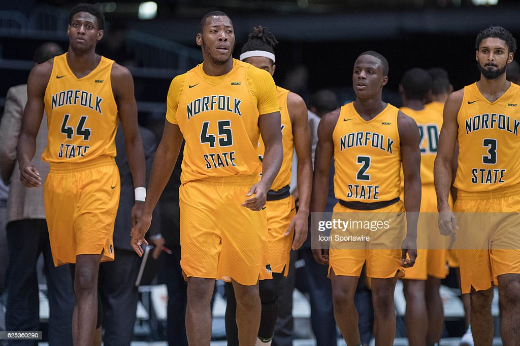 NCAA BASKETBALL: NOV 21 Norfolk State at Butler : News Photo