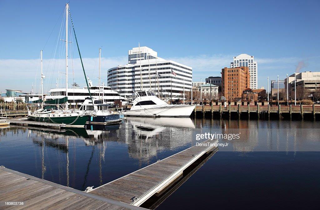 Norfolk, Virginia : Stock Photo