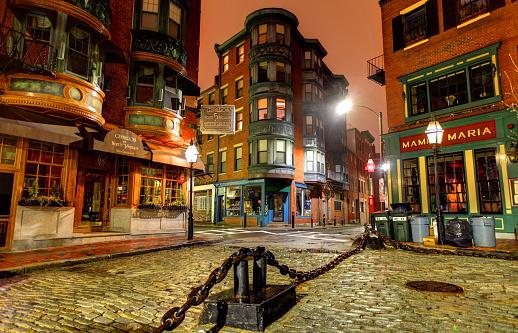 Norh End Boston 471544516