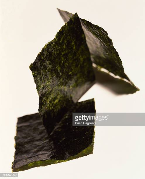 nori seaweed - nori stock pictures, royalty-free photos & images