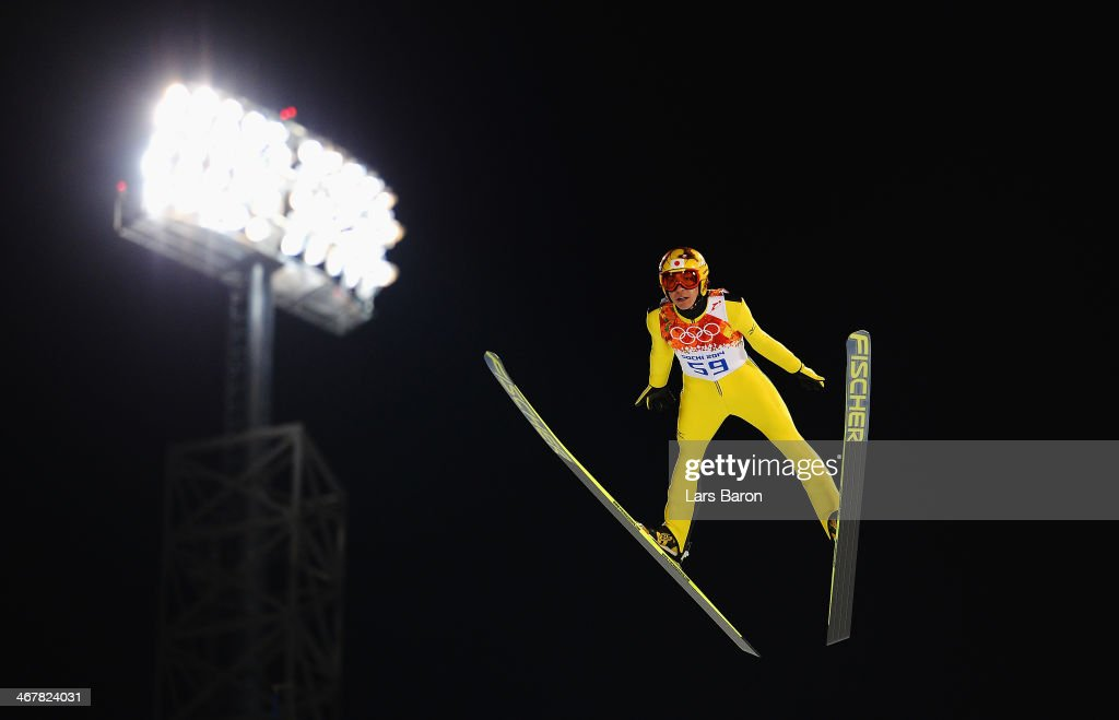 Ski Jumping - Winter Olympics Day 1