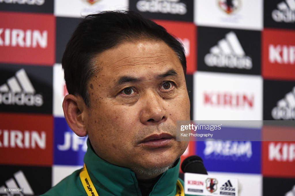 Japan v China - AFC Women's Olympic Final Qualification Round : News Photo