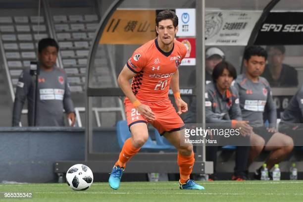 Noriyoshi Sakai of Omiya Ardija in action during the JLeague J2 match between Omiya Ardija and JEF United Chiba at Nack 5 Stadium Omiya on May 6 2018...