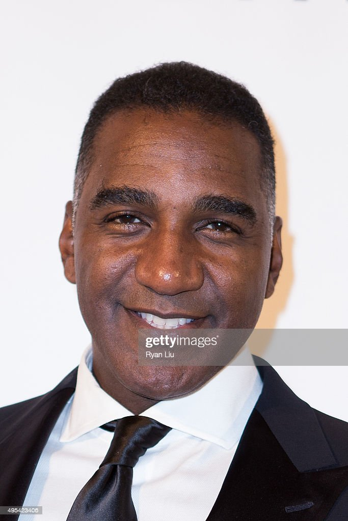 Norm Lewis attends The Drama League's Centennial Celebration Honoring Bernadette Peters at The Plaza Hotel on November 2, 2015 in New York City.