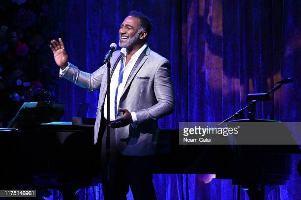 Norm Lewis performs onstage during The American Theatre Wing's 2019 Gala at Cipriani 42nd Street on September 16, 2019 in New York City.