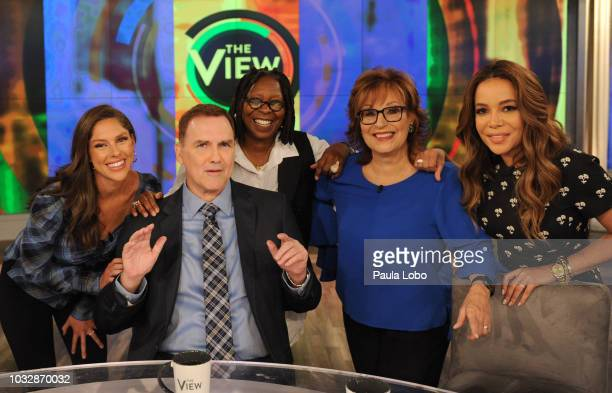 THE VIEW Norm Macdonald joins the cohosts today Thursday September 13 2018 on ABC's 'The View' 'The View' airs MondayFriday on the ABC Television...