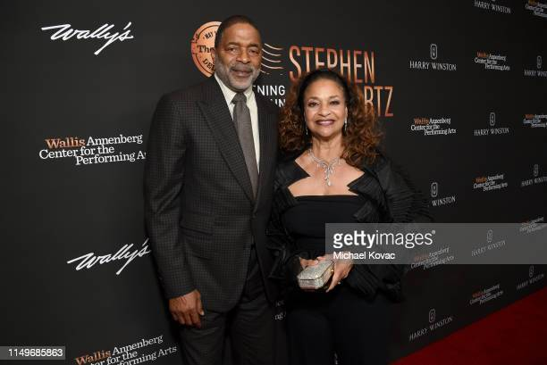 Norm Nixon and Debbie Allen attend Wallis Annenberg Center For The Performing Arts Spring Celebration at Wallis Annenberg Center for the Performing...