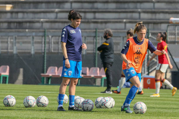 ITA: AS Roma v Empoli Ladies - Women Serie A