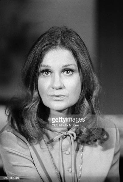 Norma Crane as Patti in the CBS PLAYHOUSE movie Shadow Game Image dated March 18 1969