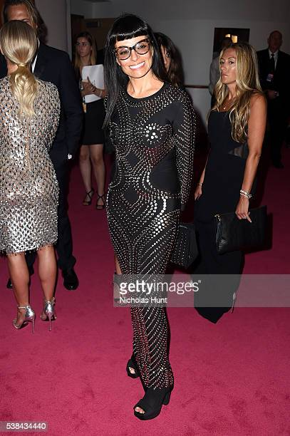 Norma Kamali attends the 2016 CFDA Fashion Awards at the Hammerstein Ballroom on June 6 2016 in New York City