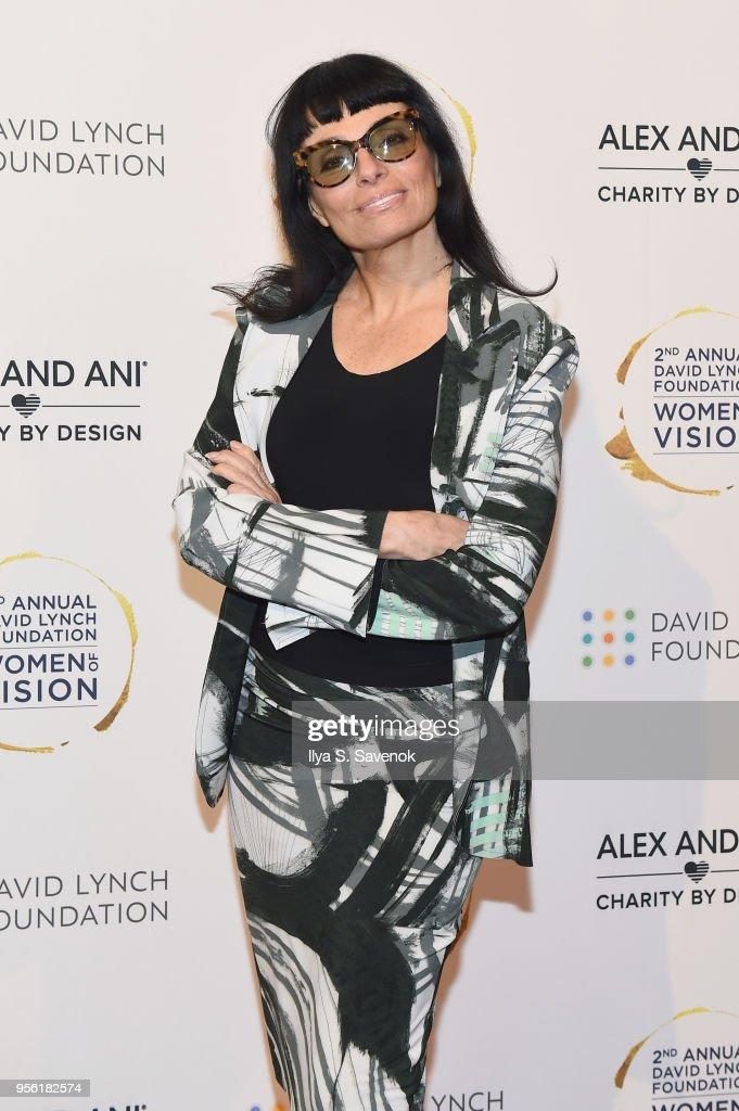 David Lynch Foundation Women Of Vision Luncheon