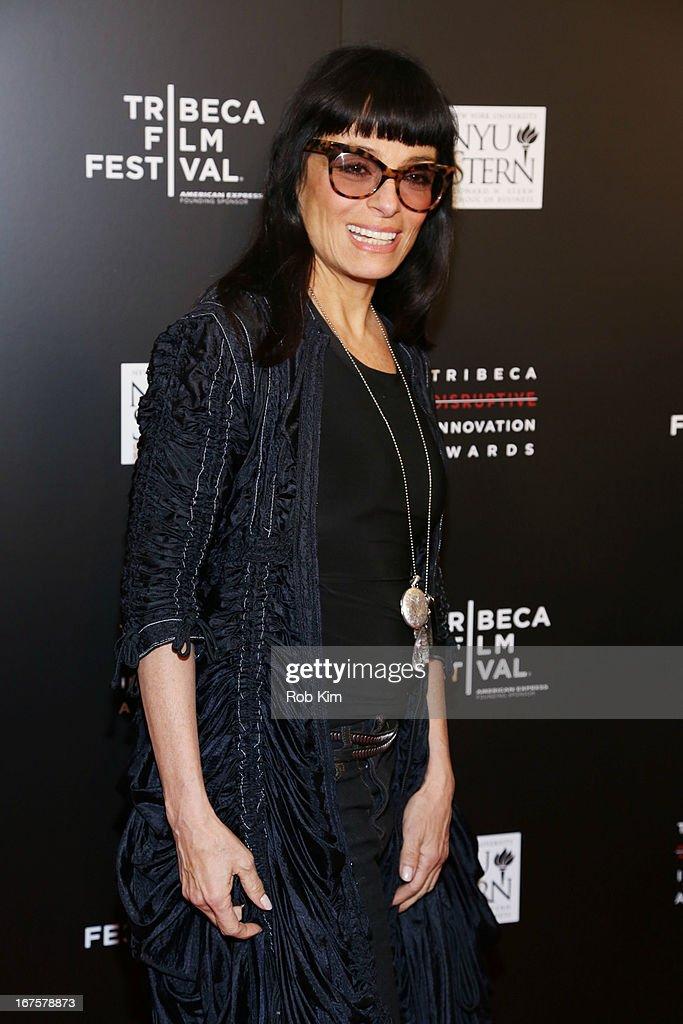 Norma Kamali attends Tribeca Disruptive Innovation Awards on April 26, 2013 in New York City.