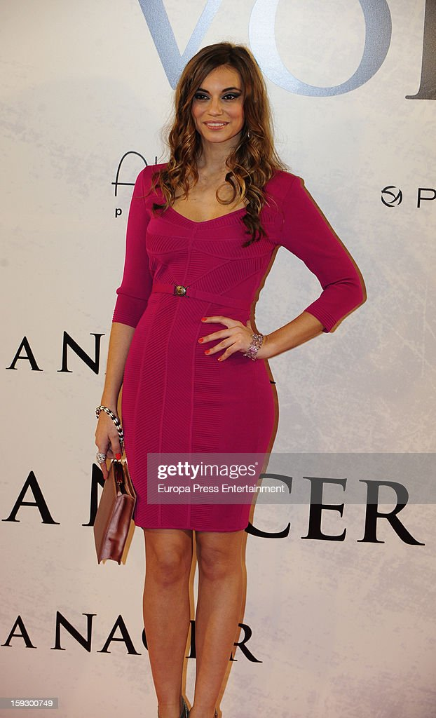 Norma Ruiz attends 'Venuto Al Mondo' premierte at Capitol Cinema on January 10, 2013 in Madrid, Spain.