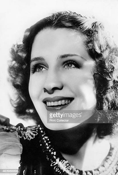Norma Shearer Canadian actress c1930sc1940s Shearer began her film career doing extra work but was given a fiveyear contract by Irving Thalberg when...